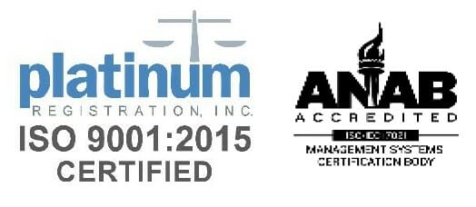ISO 9001:2015 Certified - ANAB Accredited - WaveLynx